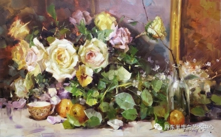 福建李基哲(一级画家)《静守时光》90x56